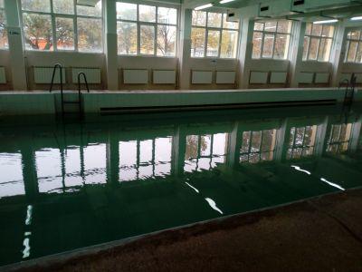 Плувният басейн в СУ Никола Войводов отвори врати - Изображение 1