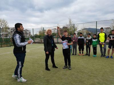 Футболен турнир - СУ Никола Войводов - Враца