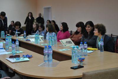 Добри практики в Оряхово - СУ Никола Войводов - Враца