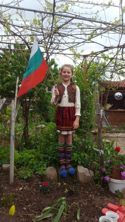 Първокласници отпразнуваха 6 май - СУ Никола Войводов - Враца
