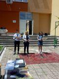 Връчване на дипломите на 12 клас - СУ Никола Войводов - Враца