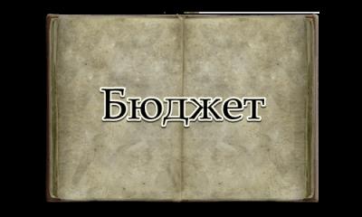 Бюджет 1